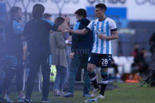 Racing recupera a Chancalay y Copetti