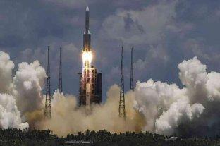 Alerta por la llegada a la Tierra del cohete chino que está fuera de control -