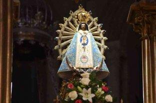 Se celebra el Día de la Virgen de Lujan, la patrona de los argentinos