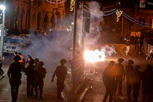 Jerusalén: se prevén nuevas protestas tras los enfrentamientos que dejaron más de 200 heridos
