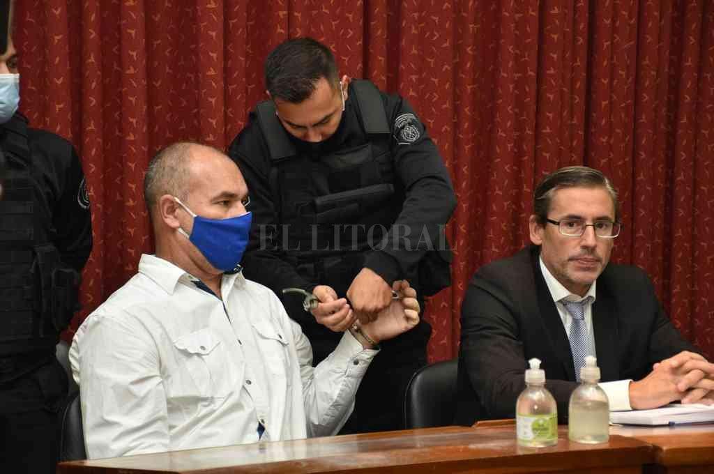 La condena a Daniel Vasilovski fue la primera en la provincia por un doble homicidio sin cuerpos. Crédito: Archivo El Litoral