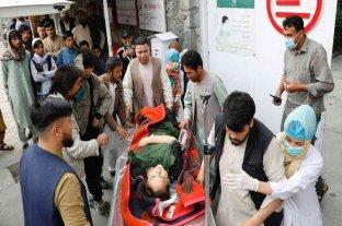 Al menos 40 muertos tras múltiples explosiones en una escuela en Kabul