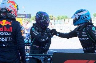 Hamilton logró la pole en el GP de España, la número 100 en su carrera