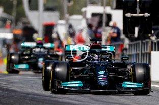 Video: así fue la vibrante clasificación del GP de España, con la pole de Hamilton