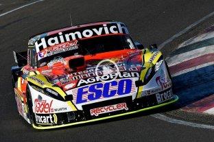 Mariano Werner se quedó con la pole del TC en Paraná