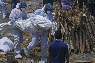 Por segundo día seguido India supera los 4.000 muertos por coronavirus