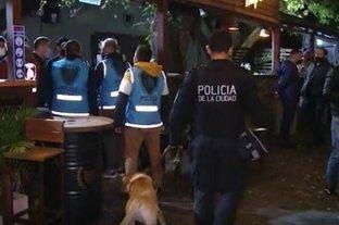 """Fiesta clandestina en Palermo: había 50 personas y """"cocaína rosa"""""""