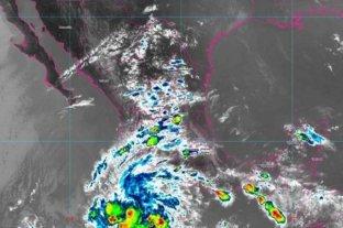 El ciclón 1-E avanza por el Pacífico mexicano: esta será la trayectoria