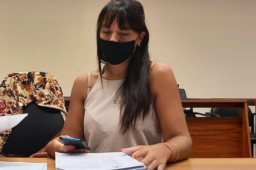 Fiscal Alejandra Del Río Ayala Crédito: Gentileza