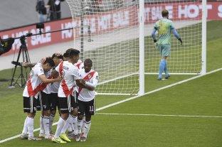 River venció a Aldosivi y pasó a cuartos de final