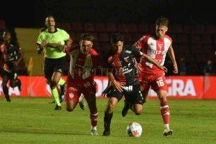 Colón: Aliendro, Delgado con el gol y la seguridad de Burián