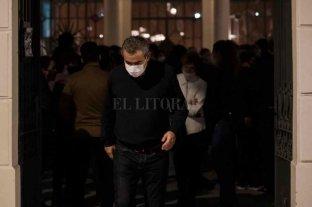 Con mensajes y muestras de cariño despiden a Miguel Lifschitz en Rosario