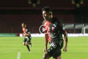 Video: así relató Ricardo Porta el gol de Colón en el clásico santafesino
