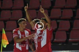 Video: así relató Ricardo Porta el gol de Unión en el clásico santafesino