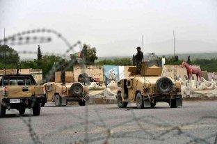 Talibanes decretaron alto el fuego en Afganistán por el fin del Ramadán