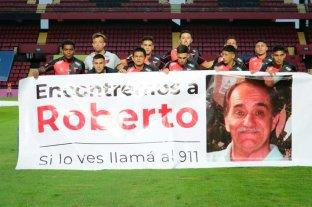 Tres días sin noticias: siguen buscando a Roberto Parente -