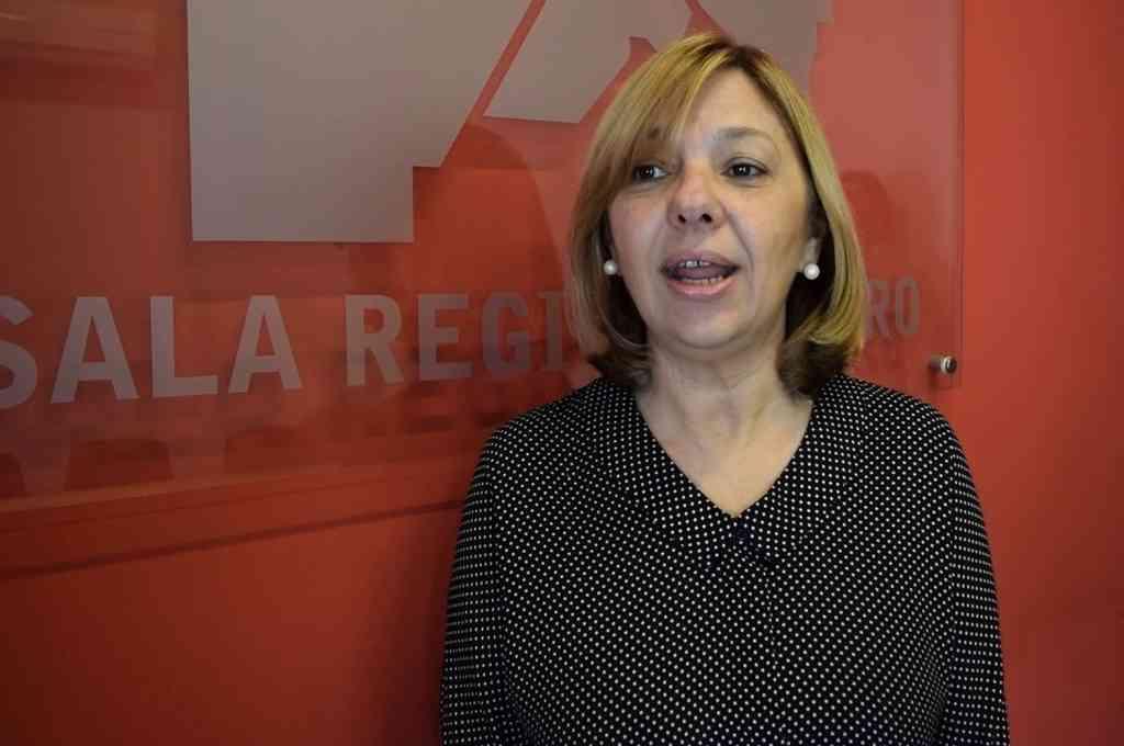 Anabella Busso analiza la relación entre Estados Unidos y Argentina. Crédito: Gentileza