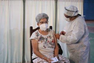 Corrientes abrió la inscripción para vacunarse a personas entre 50 y 54 años