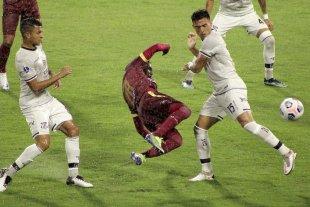 Talleres, próximo rival de Colón, recibe este martes a Deportes Tolima por la Copa Sudamericana