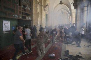 Israel: el grupo terrorista Hamas lanzó un ataque con cohetes desde Gaza