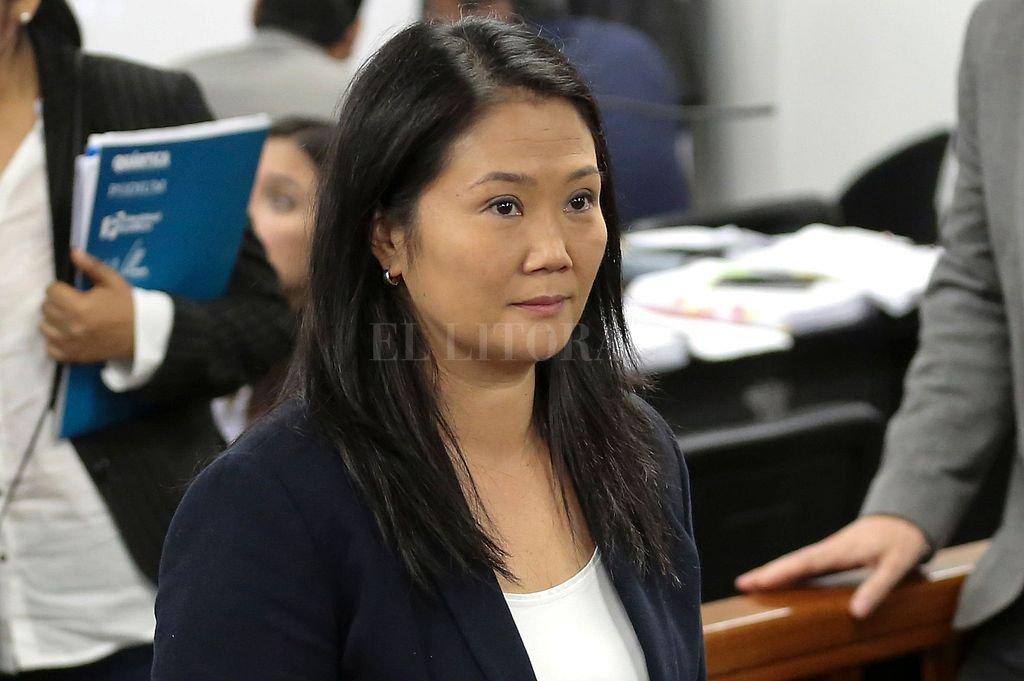 Keiko Fujimori. Crédito: NA