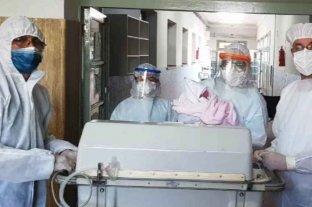 Corrientes: dos nuevos nacimientos se produjeron el fin de semana en el Hospital de Campaña