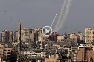 Al menos nueve muertos en la Franja de Gaza por un bombardeo israelí -  -