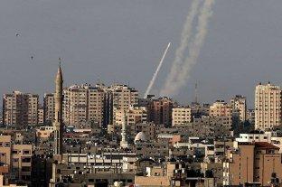 Al menos nueve muertos en la Franja de Gaza por un bombardeo israelí