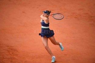 Nadia Podoroska inicia su participación en Roma ante Laura Siegemund