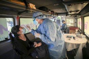 Coronavirus en Argentina: informaron 496 fallecidos y 17.381 nuevos contagios