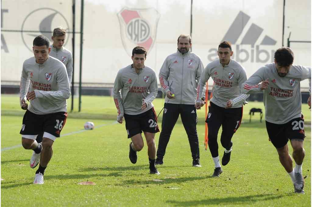 Crédito: Twitter @riverplate