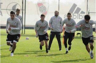 River viaja a Colombia sin Enzo Pérez, Gonzalo Montiel y Héctor Martínez