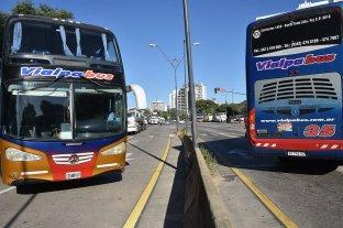 Este martes empresas de colectivos para turismo vuelven a cortar el tránsito Crisis y reclamo