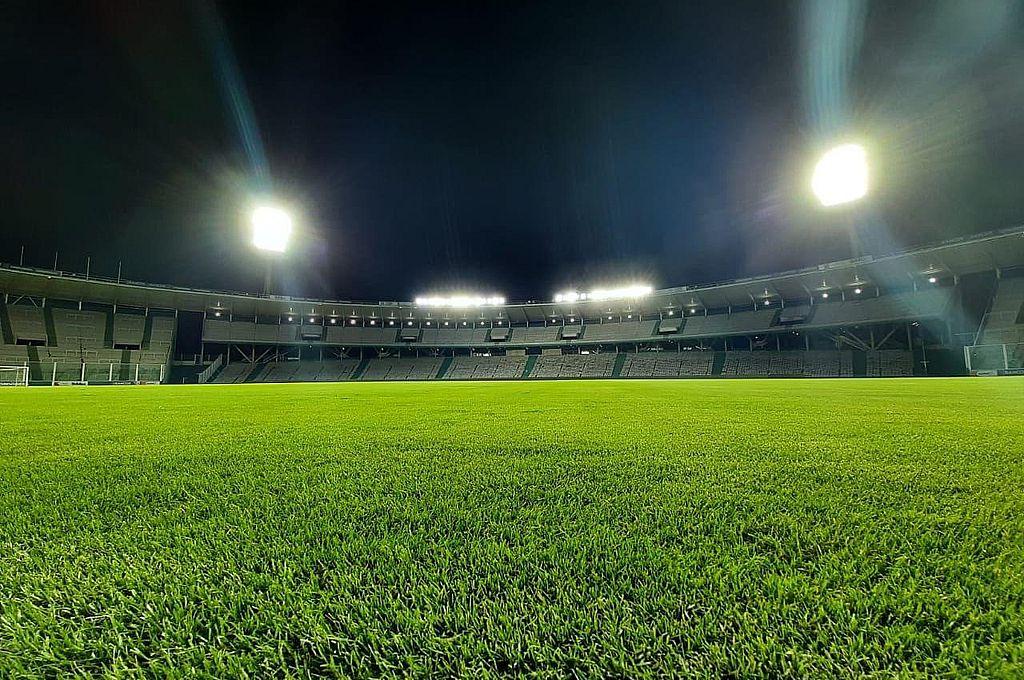 Estadio Mario Alberto Kempes. Crédito: Gentileza Agencia Córdoba Deportes