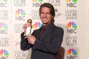 Tom Cruise devolvió sus Globos de Oro en forma de protesta contra la HFPA
