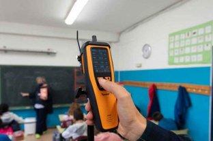 En la ciudad ya piden poner medidores de dióxido de carbono para reducir contagios