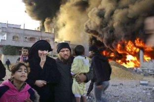 """La ONU se mostró """"profundamente preocupada"""" por la violencia en territorios palestinos ocupados y en Israel"""