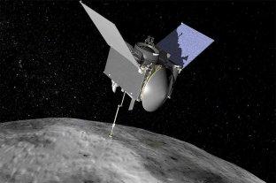La sonda espacial Osiris-Rex vuelve a la Tierra con polvo de asteroide