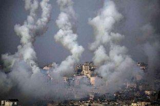 Al menos 20 muertos tras un bombardeo de Israel en Gaza