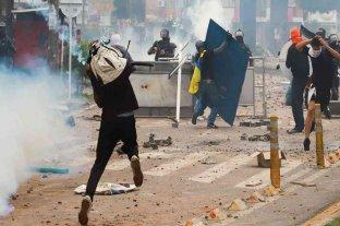 Colombia: la Fiscalía emitió una orden de captura contra presuntos asaltantes durante los disturbios en Cali