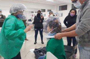 Desarrollaron en Córdoba una cápsula de ventilación para pacientes con coronavirus