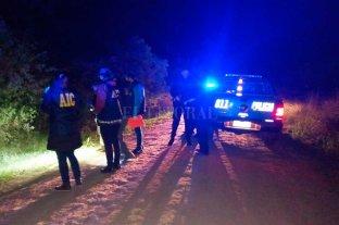 Robo y muerte en Recreo - El cuerpo sin vida de Medina fue hallado en una cuneta, a un costado de un camino rural Recreo.