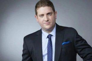 El periodista Jonatan Viale está aislado y sus hijos dieron positivo de Covid-19