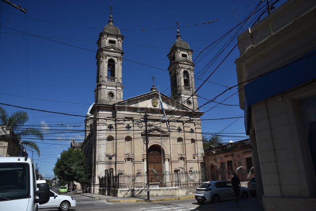 El Convento, construido hace 350 años, tiene un fuerte sentido histórico para la ciudad de Santa Fe y para la provincia. Crédito: Flavio Raina