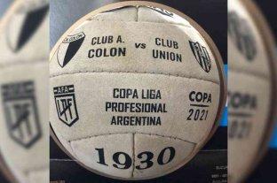 ¡Unión le llevó un regalo a Colón! -