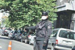 Notificación policial reclamó a jefes comunales acatar el decreto sanitario provincial