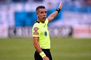 Colón ya tiene árbitro para enfrentar a Talleres en cuartos de final - Hernán Mastrángelo será el árbitro para Colón - Talleres -