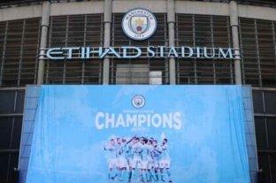 Manchester City se consgaró campeón de la Premier League
