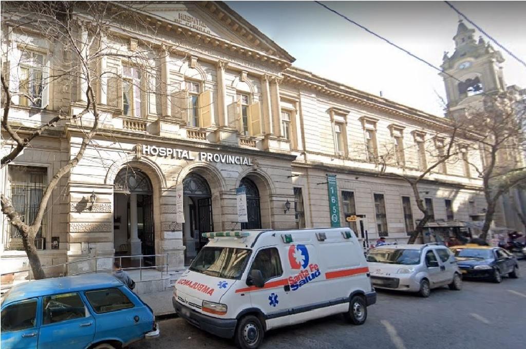 Rosario: todas las camas de terapia intensiva del hospital Provincial están ocupadas -  -