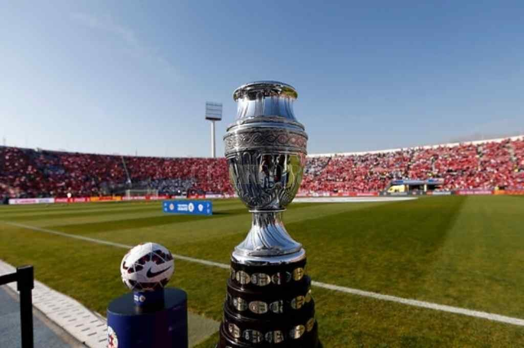 La Copa América se jugará a partir del 11 de junio en Argentina Crédito: Gentileza